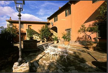 Countryside Inn Il Milione in Tuscany Italy