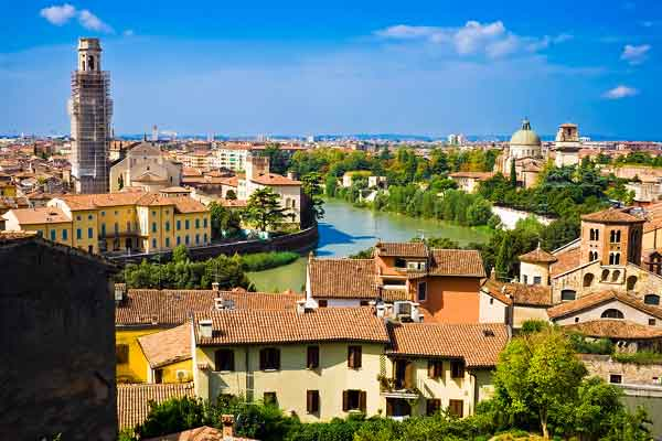 Image of Verona, Italy city photo